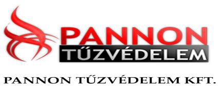 Pannon Tűzvédelem Kft.