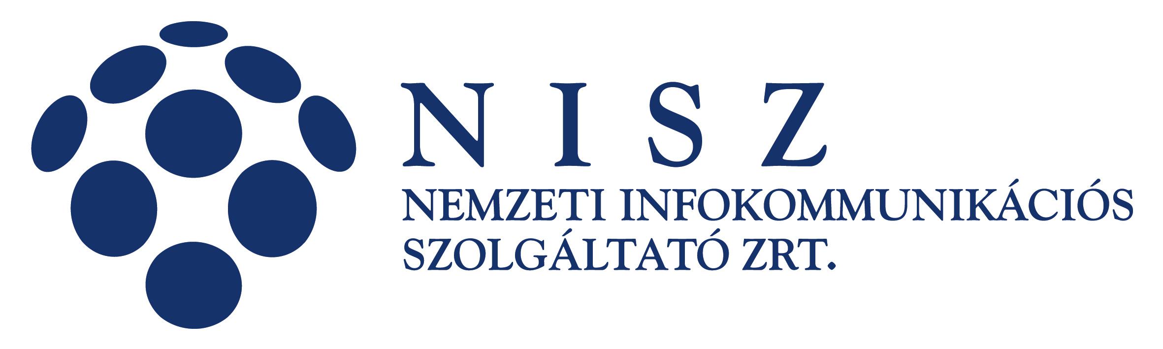 NISZ Nemzeti Infokommunikációs Szolgáltató Zrt.